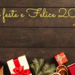 Buone Feste e Felice 2019
