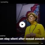 Perché le donne scelgono il silenzio dopo un'aggressione sessuale